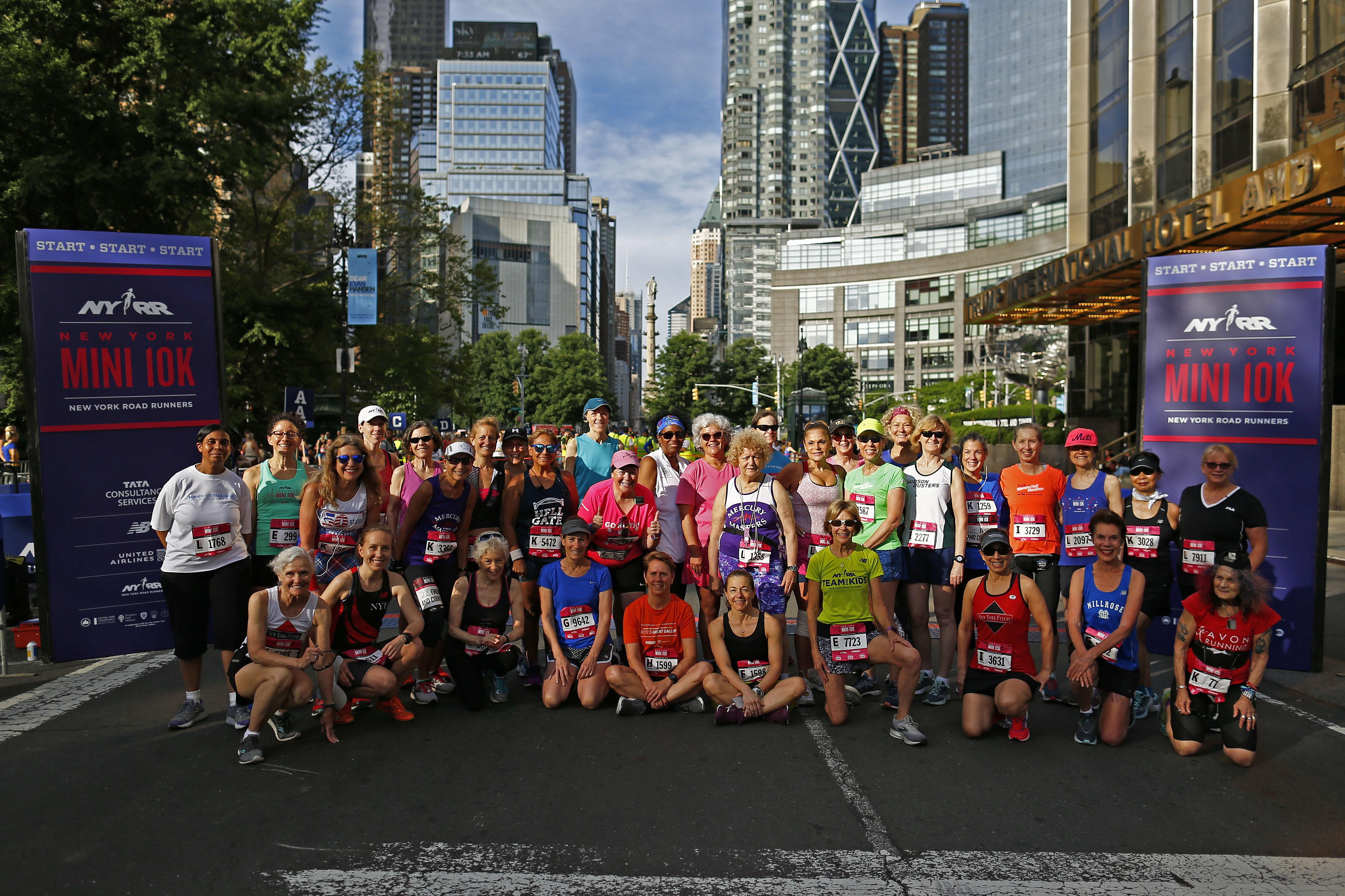 Crazylegs runners Mini 2019