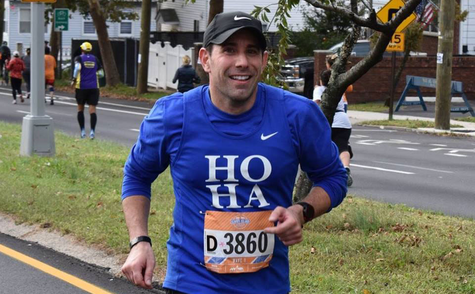 Tony Vicente, Hoboken Harriers