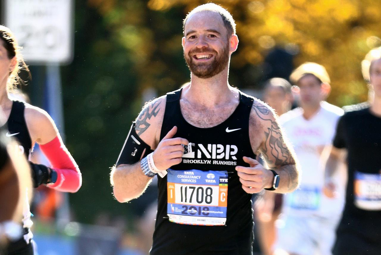 North Brooklyn Runners' James King