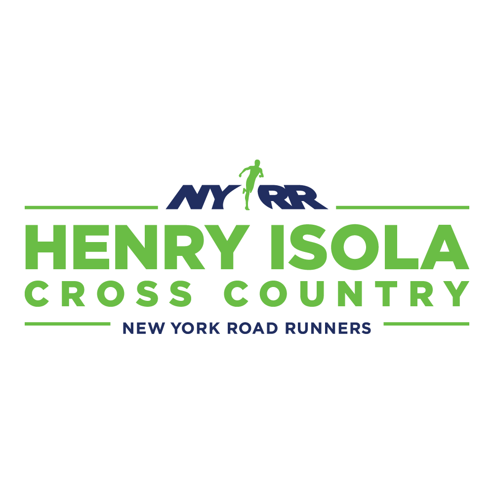 NYRR Henry Isola Cross Country logo