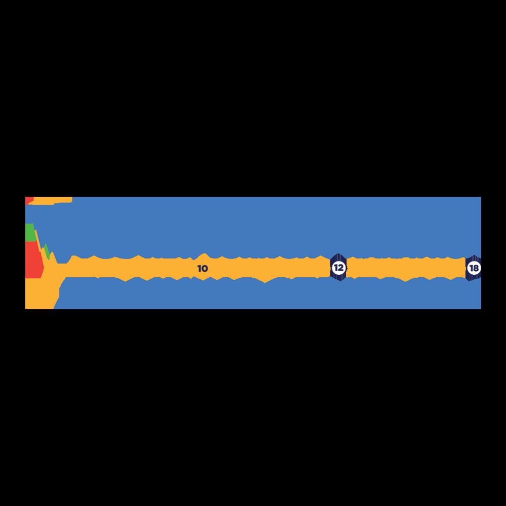 TCS New York City Marathon Training Series 10M logo
