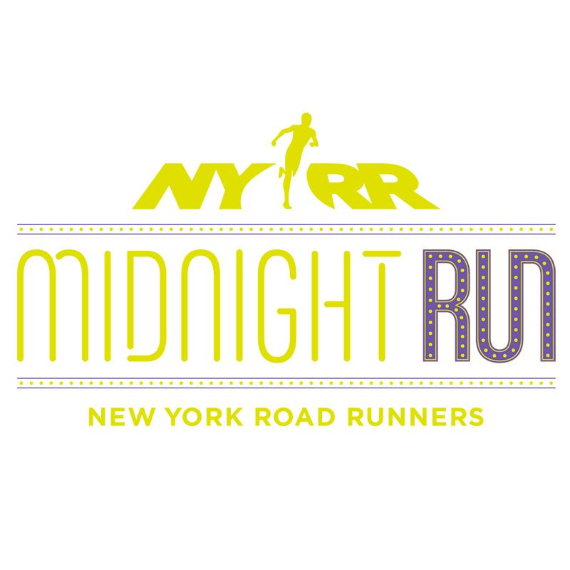 NYRR Midnight Run Logo