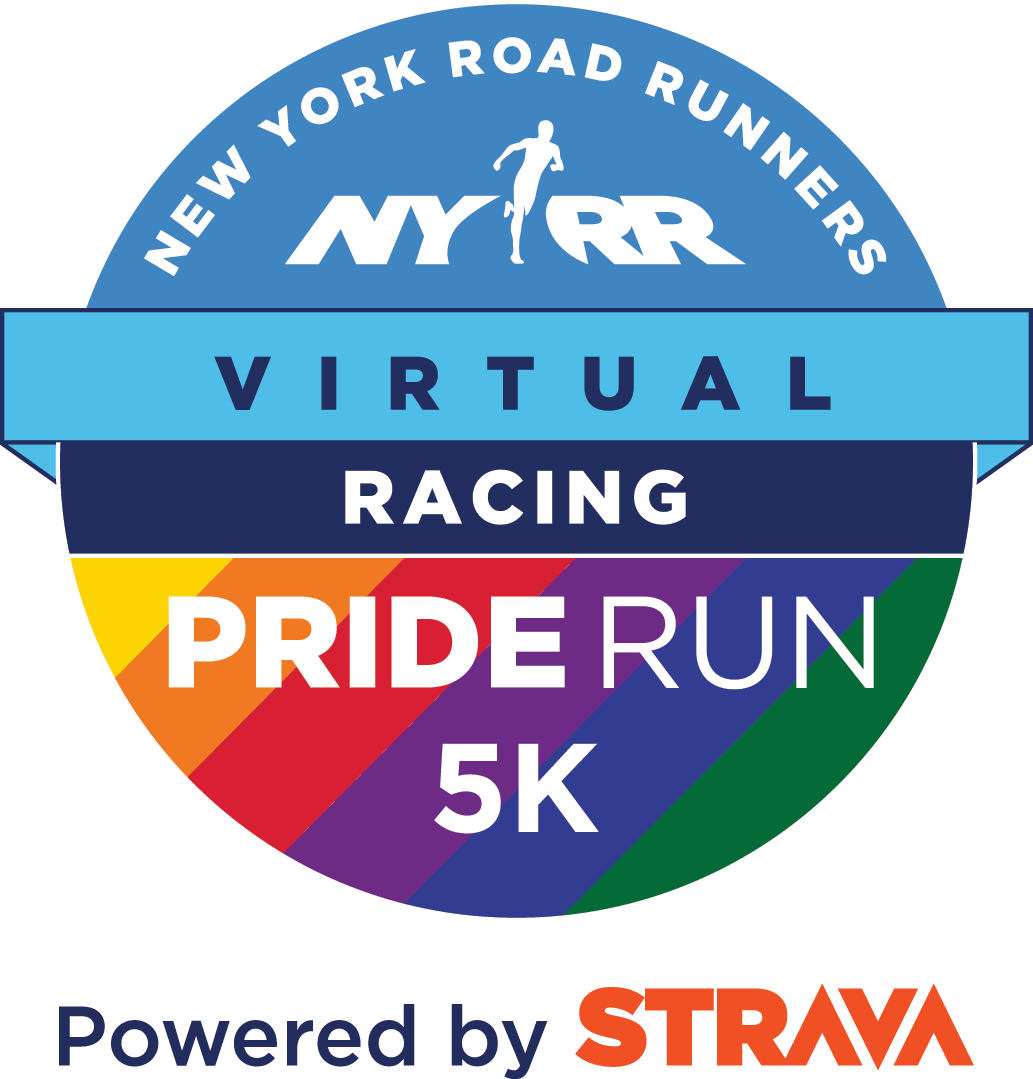 NYRR Virtual Pride Run 5K logo