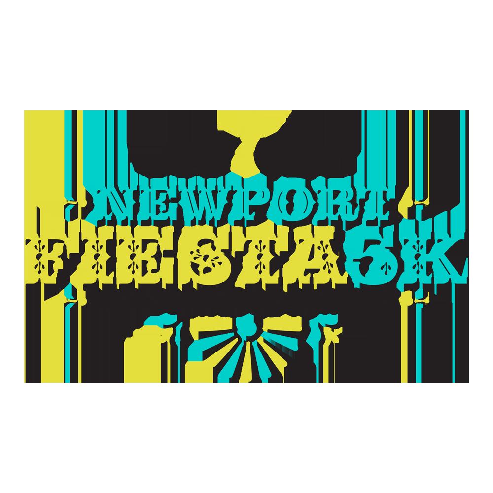 NYRR Newport Fiesta 5K logo